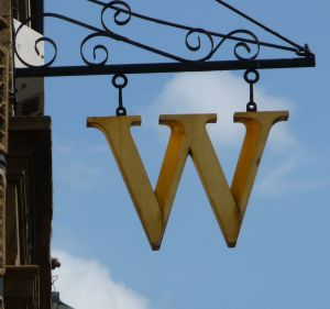 Waterstones_W